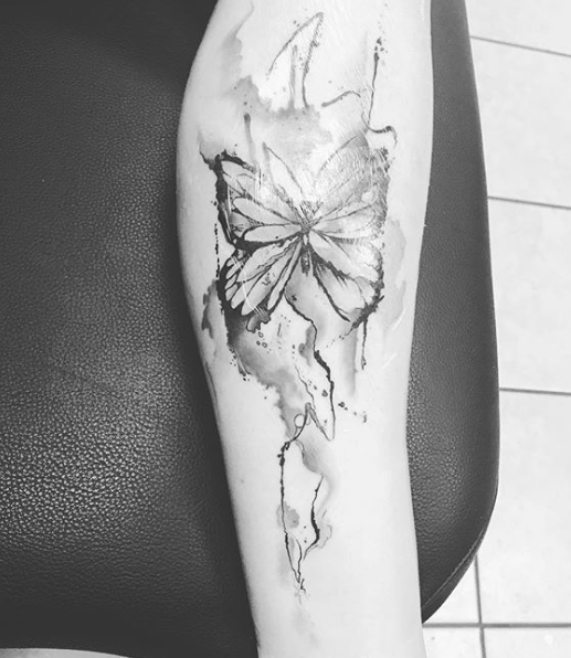 BEST OF LAS VEGAS TATTOO - Best Watercolor Tattoo Artists and Shops